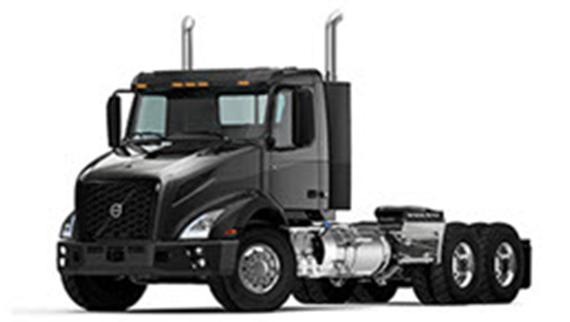 Volvo Trucks VNX Cabin