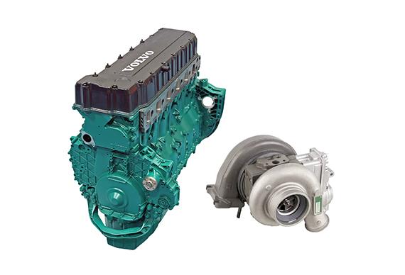 Volvo Genuine Go Reman Engine Overhaul Package