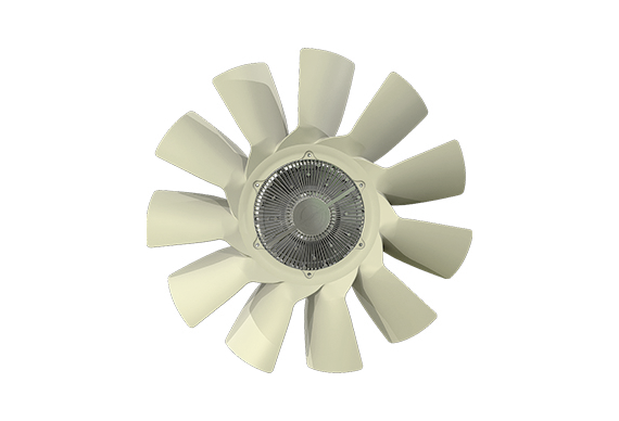Volvo Cooling Fans