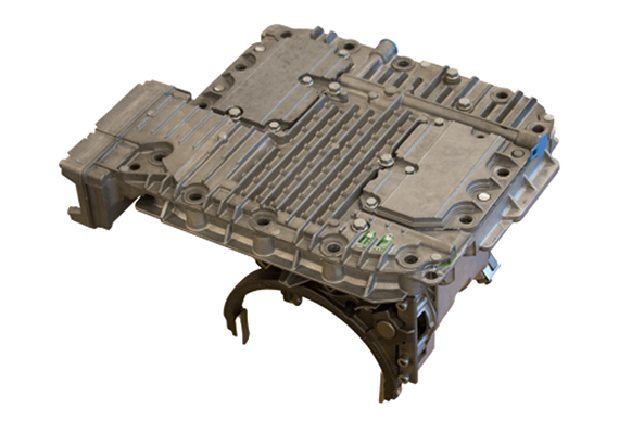 Volvo Transmission Control Units And Top Covers