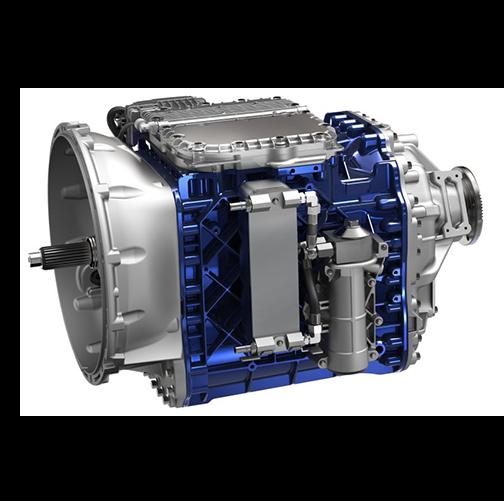 Volvo Trucks I-Shift-306-2 transmission