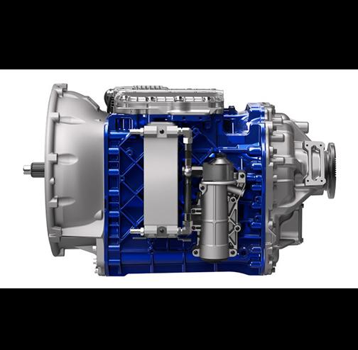 Volvo Trucks I-Shift transmission side view-306-3