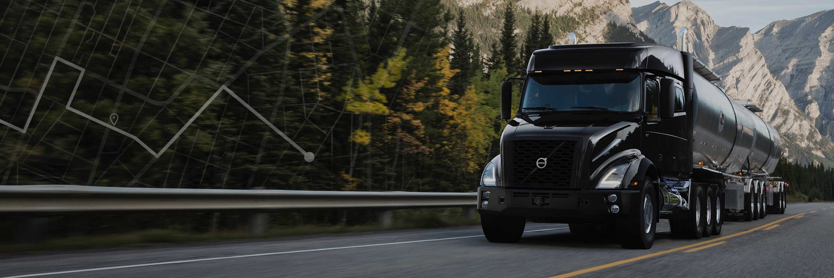 More than 400 Volvo Trucks dealers and thousands of service locations across North America.
