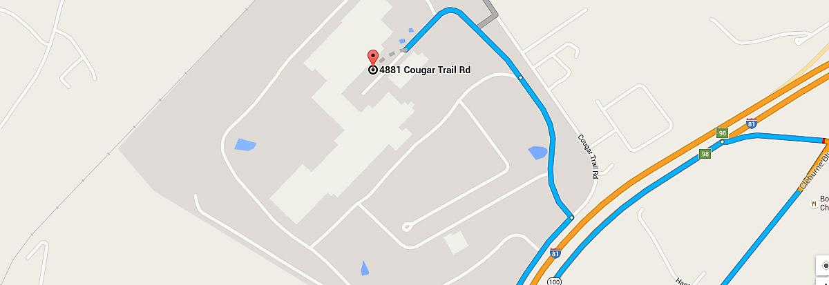 a Google maps screenshot