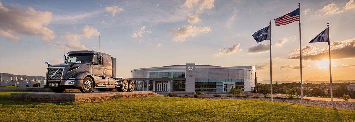 Volvo Trucks Customer Center