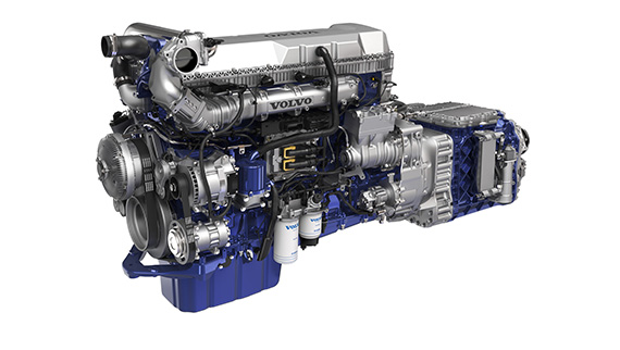 Turbo Compounding engine