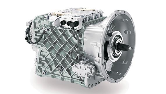 Volvo I-Shift automated manual transmission