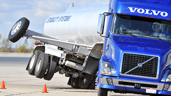 Volvo Enhanced Stability Technology