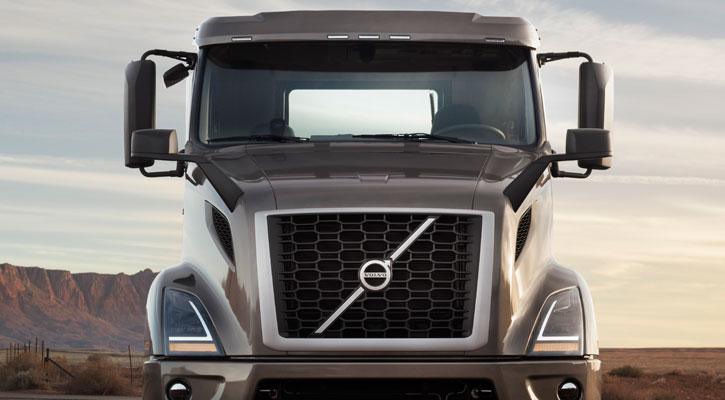 Volvo Truck Hood