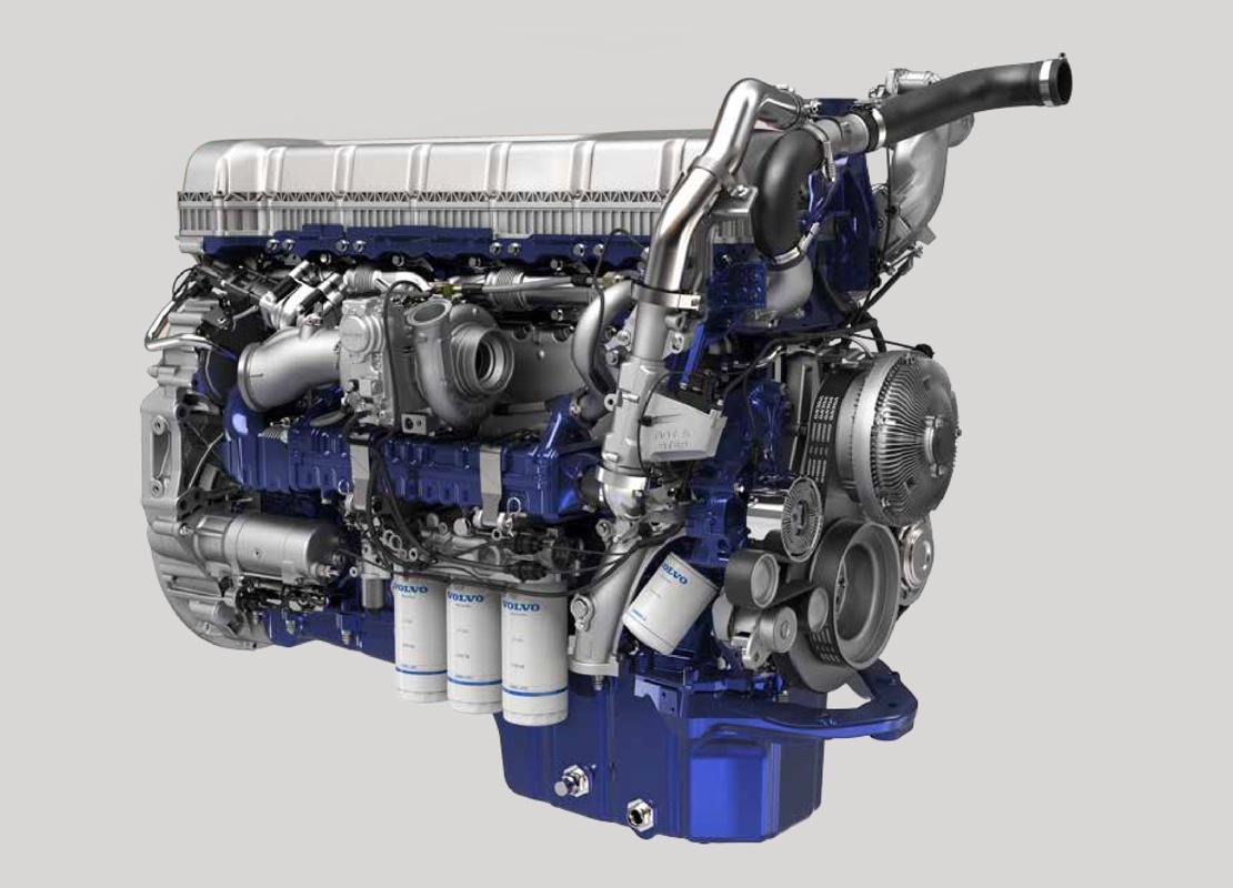 Volvo Trucks VNX D13 engine for heavy-haul trucking