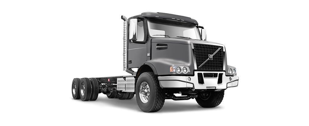 Volvo Trucks VHD