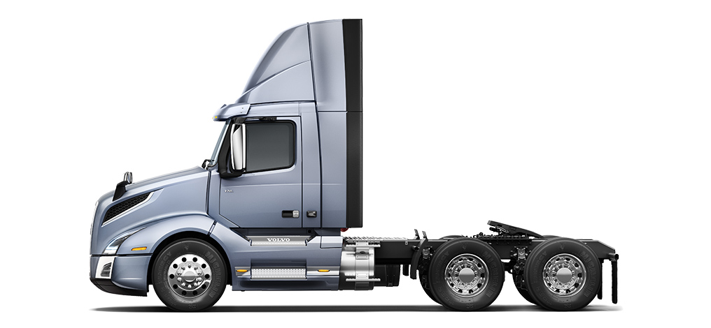 Volvo Trucks VNL 300 side view