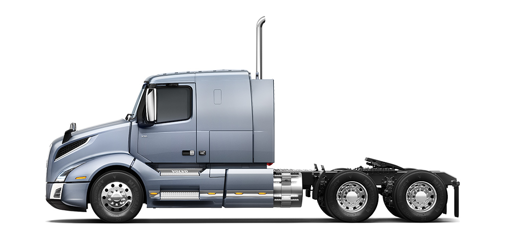 Volvo Trucks VNL 400 side view
