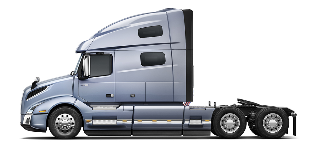 Volvo Trucks VNL 760 Side View