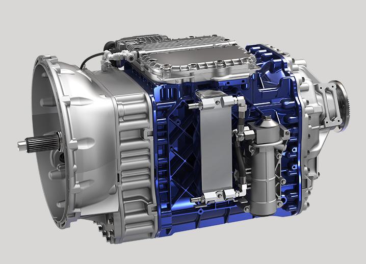 Volvo Trucks VNX I-Shift transmission