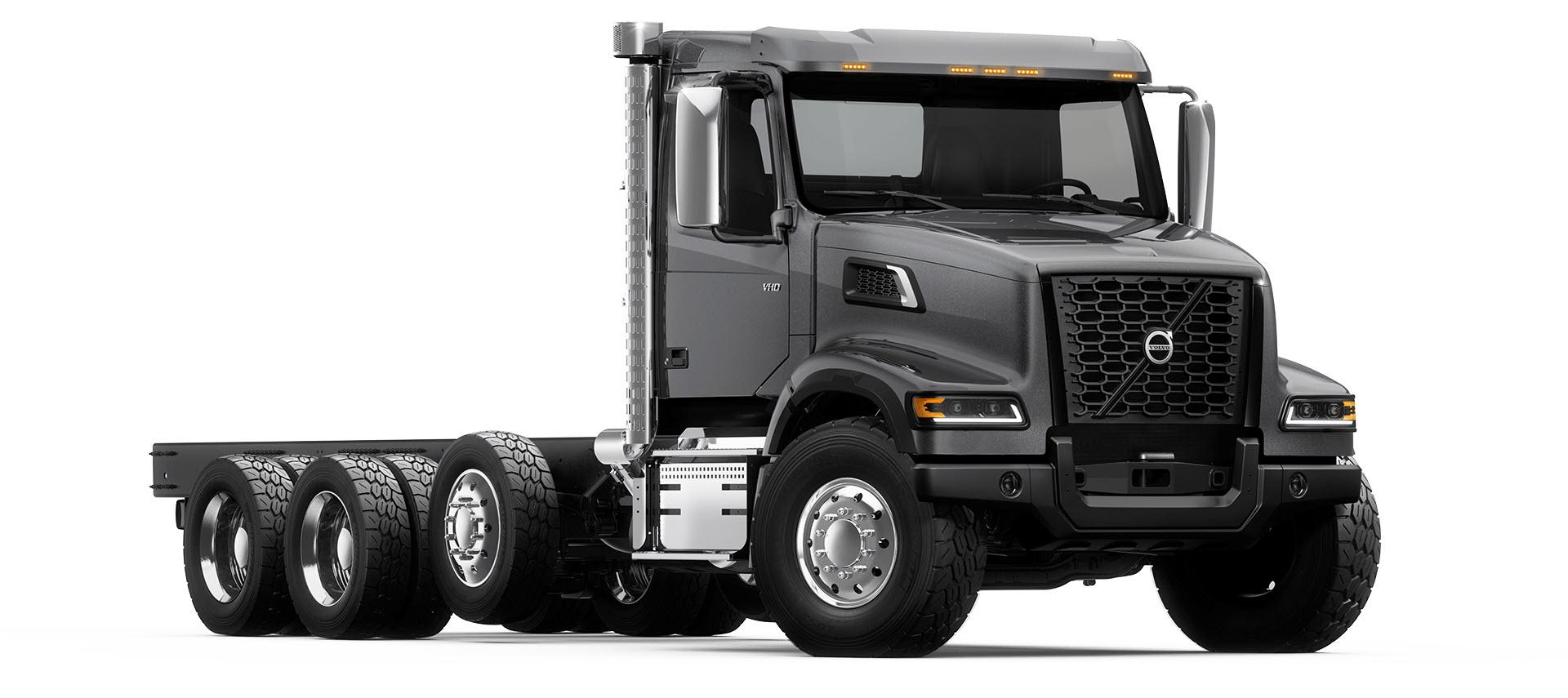 Volvo Trucks daycab