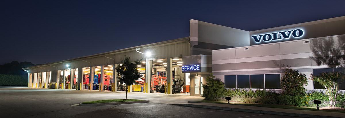 Volvo Trucks Dealership