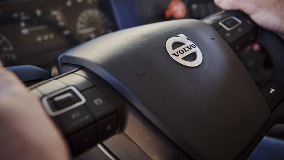 Volvo VAH Features