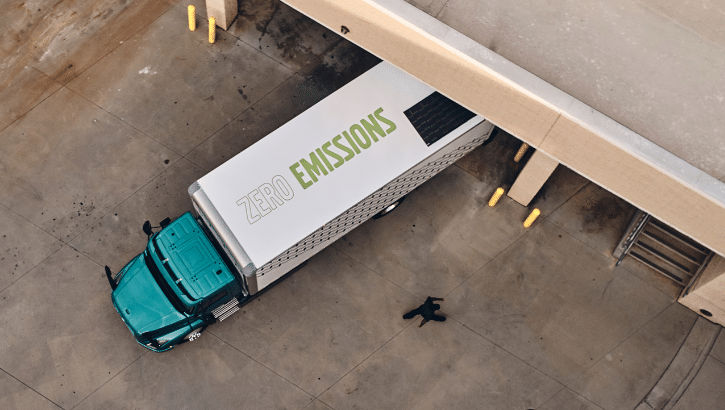 Volvo Trucks VNR Electric-Safety