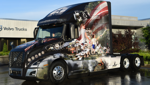 Memorial Day Featured Truck