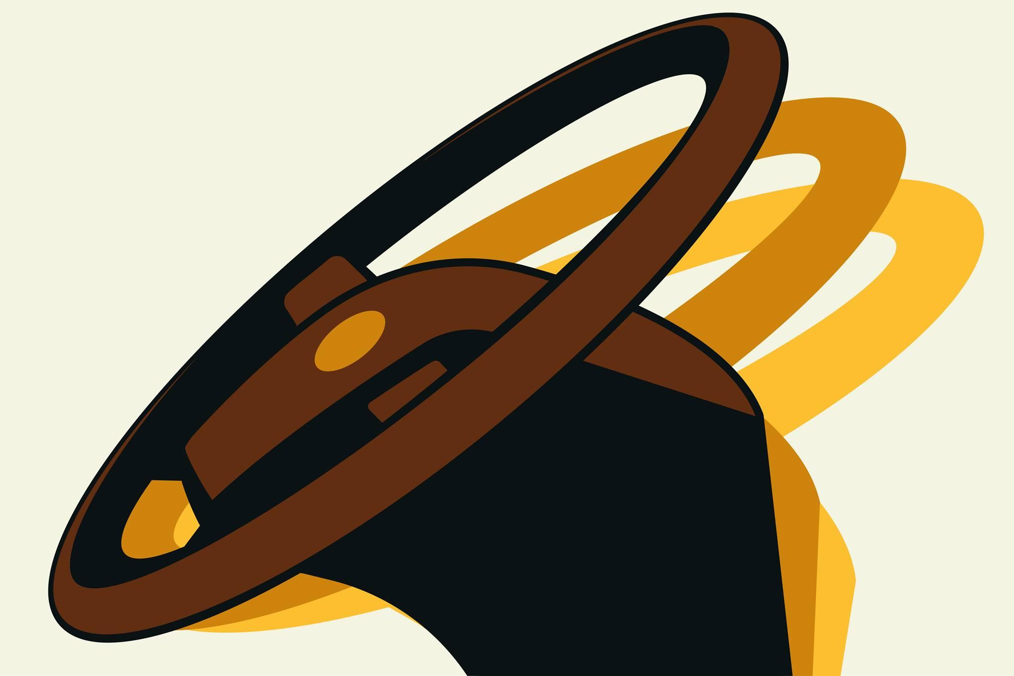 Three-Motion Steering Wheel | Neck tilt saves your neck